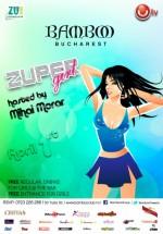 """ZUper Girl"" în Club Bamboo din Bucureşti"