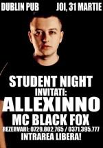 Student Night în Dublin Pub din Iaşi