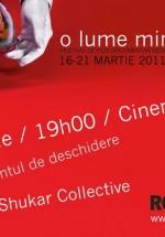 Concert Shukar Collective în Cinema Scala din Bucureşti