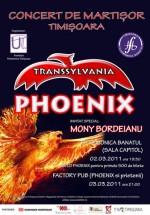 Concert Phoenix de Mărţişor la Timişoara