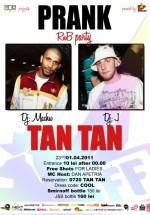 PRANK RnB Party în Tan Tan Club din Bucureşti