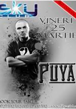 Concert Puya în Sky Club din Ploieşti
