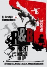 R&B Night în El Grande Comandante din Bucureşti