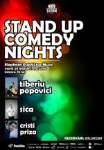 Stand-Up Comedy în Elephant Pub din Bucureşti