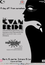 Concert The Swan Bride în Club Control din București