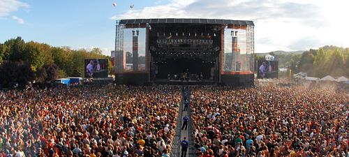 Sziget Festival 2011: mai multă distracţie, preţuri neschimbate