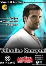 Valentino Kanzyani în Club No Name din Timişoara