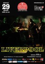 Concert Liverpool în Music Hall din Bucureşti