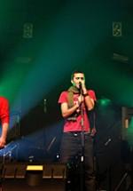 Christian Becker & Avenue, în deschiderea concertului Scorpions!