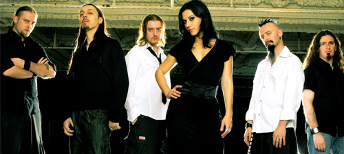 Lacuna Coil, un nou nume greu pe scena ARTmania Festival 2011