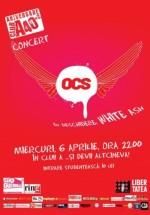Concert Omul cu Şobolani în Club A din Bucureşti