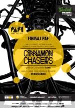 Cinnamon Chasers la Atelierul de Producţie din Bucureşti