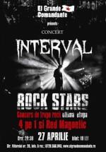 Concert Interval în El Grande Comandante din Bucureşti