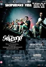 Skapunxka Fest în Club Control din Bucureşti