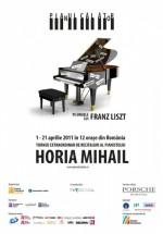 """Turneu naţional """"Pianul Călător – Pe urmele lui Franz Liszt"""""""