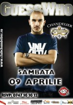 Concert Guess Who la Chandelier Bamboo Braila