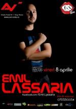 Emil Lassaria în Club Avi Cola din Târgu Mureş