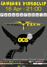 Concert lansare videoclip OCS în Wings Club din Bucureşti
