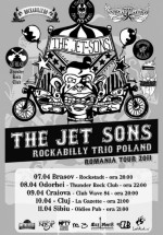 The Jet Sons Romania Tour 2011