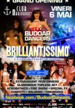 Emrah IS & Budoar Dancers la Club Marinarul din Bacău