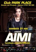Concert AIMI în Club Park Place din Buneşti