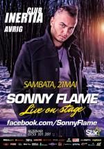 Concert Sonny Flame în Club Inertia din Avrig