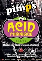 Acid Phonique – Sneaker Pimps în Fire Club din Bucureşti