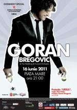 Concert Goran Bregovic în Piaţa Mare din Sibiu