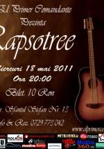 Concert Rapsotree la Club El Primer Comandante din Bucureşti