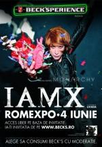 Concert IAMX şi Monarchy la Romexpo Bucureşti