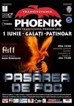 Concert Phoenix – Pasărea de foc la Galaţi