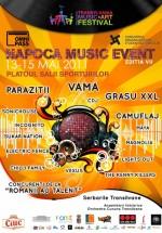 Napoca Music Event 2011 la Cluj-Napoca