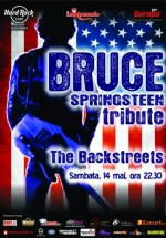 Concert The Backstreets în Hard Rock Cafe din Bucureşti