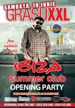 Concert Grasu XXL în Ibiza Summer Club din Mamaia
