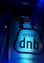 POZE: Sub Focus la arena dnb Bucureşti