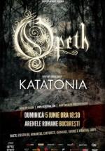 Concert Opeth şi Katatonia la Arenele Romane din Bucureşti – AMÂNAT