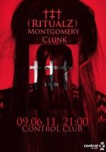 Concert Ritualz în Club Control din Bucureşti