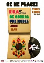 Concert ROA în The Ark din Bucureşti
