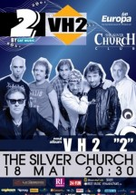 Concert lansare album VH2 în The Silver Church din Bucureşti