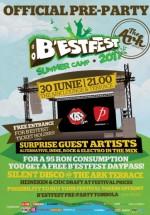 B'ESTFEST 2011 Official pre-party în The Ark din Bucureşti