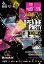 Mountain Beach Opening Party la Ştrandul Tineretului din Piatra-Neamţ