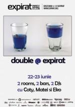 Double în Club Expirat din Bucureşti
