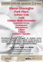 Muzica, dans şi speranţă – concert caritabil la AFI Palace Cotroceni din Bucureşti