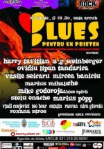 """""""Blues pentru un prieten"""" la Sala ArCuB din Bucureşti"""