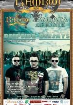 Concert Deepside Deejays în Club Bamboo din Cluj-Napoca