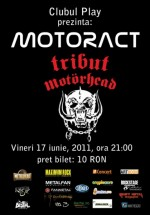 Tribute to Motorhead în Club Play din Craiova