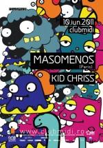 Masomenos în Club Midi Cluj-Napoca