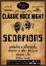 Classic Rock Night cu Scorpions în Dallas Pub din Botoşani