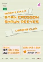Shaun Reeves şi Ryan Crosson în La Mania din Mamaia