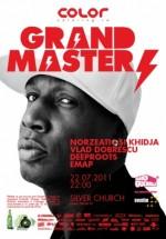 Concert Grandmaster Flash în The Silver Church din Bucureşti
